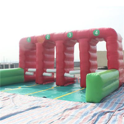Inflatable Hop-Along Racing Track,Inflatable Pony Track